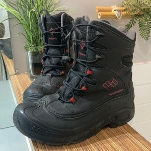 COLUMBIA Omniheat 200 grams winther boots for boys Size 6